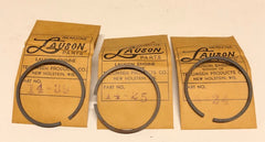 24701 Piston Rings Set Std. Original Lauson NOS