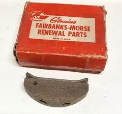14117058 Brake Shoe Fairbanks-Morse Genuine Part NOS