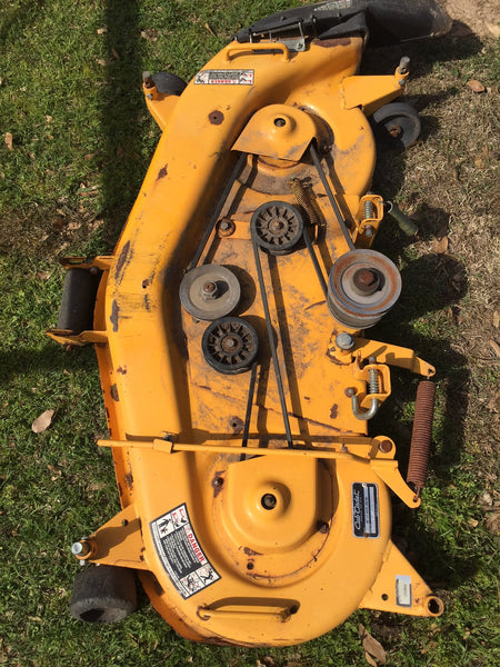759 3732 Cub Cadet 46 Quot Used 300 Deck Assembly 759 3732