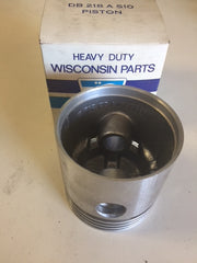 DB 218 A S10 Piston Original Wisconsin NOS DB218AS10