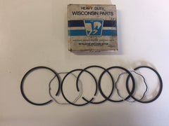 DR37 Piston RIngs Original Wisconsin NOS