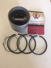 34527 Piston and Rings Set Tecumseh NOS