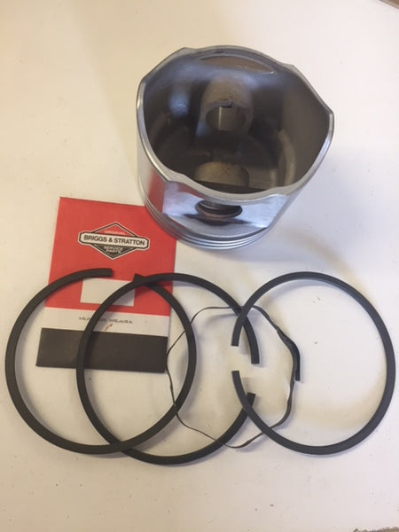 391288 Briggs & Stratton Piston / Ring Set Assembly No. 499958