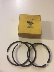 "16023 Piston Ring Set .010"" Original Clinton NOS Alt. 237-123-500"
