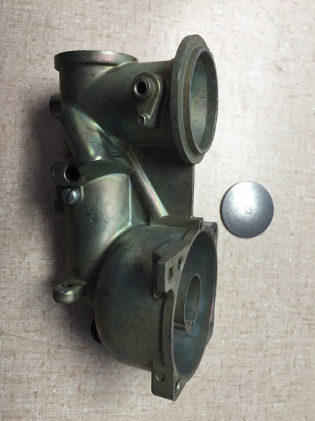 295554 Briggs & Stratton Lower Carb Body - Vintage OEM Briggs - NOS
