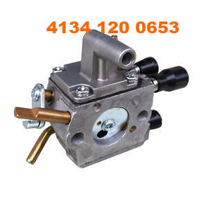 4134 120 0653 STIHL CARBURETOR FOR FS120 FS200 FS250 FS300 FS350 TRIMMER.  Zama C1Q-S162A