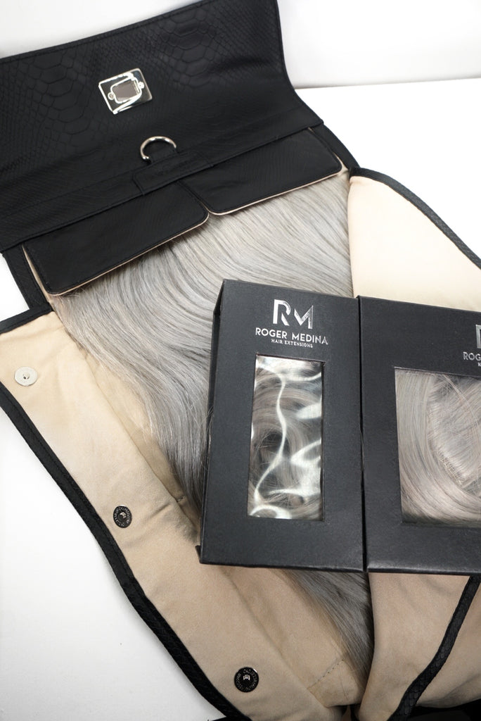 Roger Medina Hair Extensions and HairClutch for the Win!