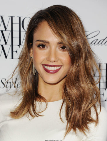 jessica alba hair extensions
