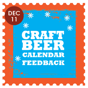Craft Beer Calendar Day 11 Feedback
