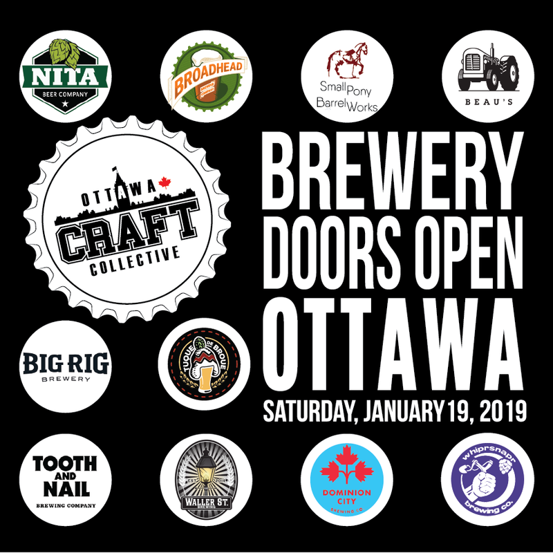 Brewery Doors Open Ottawa
