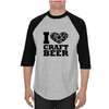 Shirt - 3/4 Sleeve Beer Calendar 2019