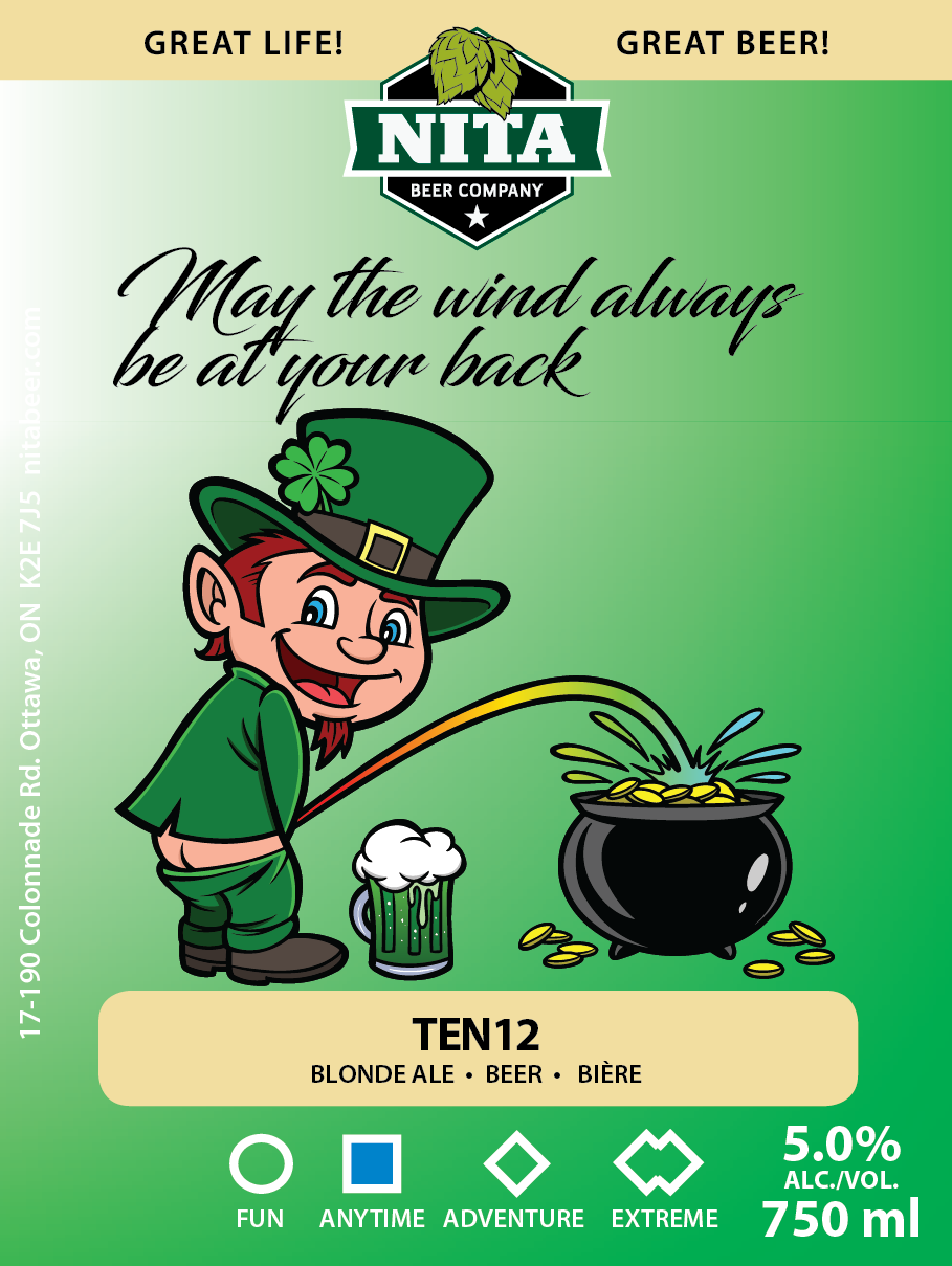 St. Paddy's Beer Cards