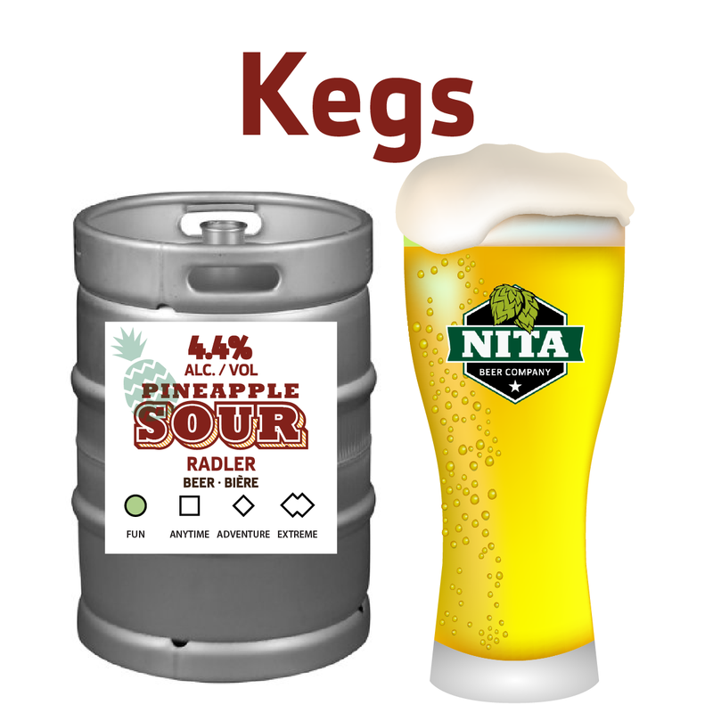 Pineapple Sour - Kegs