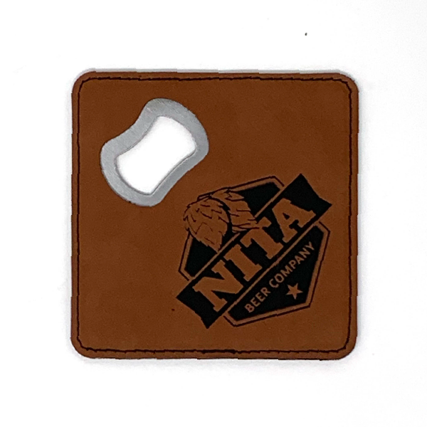 Coaster - Bottle Opener