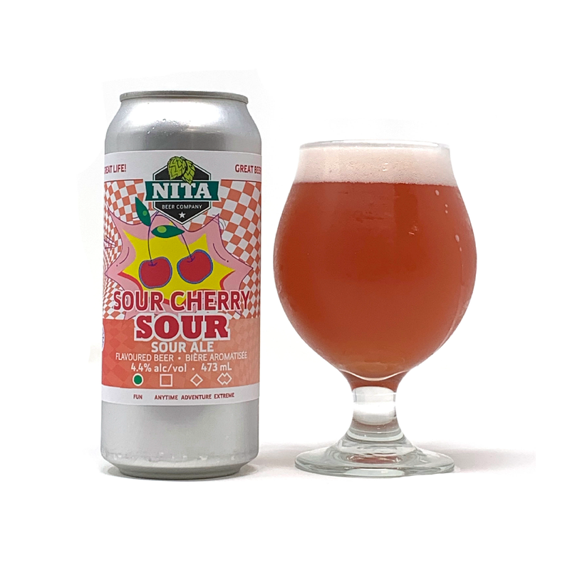 Sour Cherry Sour - Cans