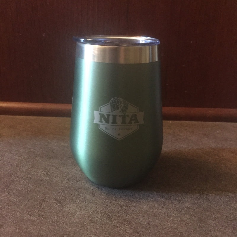 Nita Beer Stainless Steel Mug