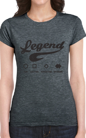 Shirt - Legend