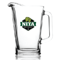 Glass - Nita Beer Pitcher