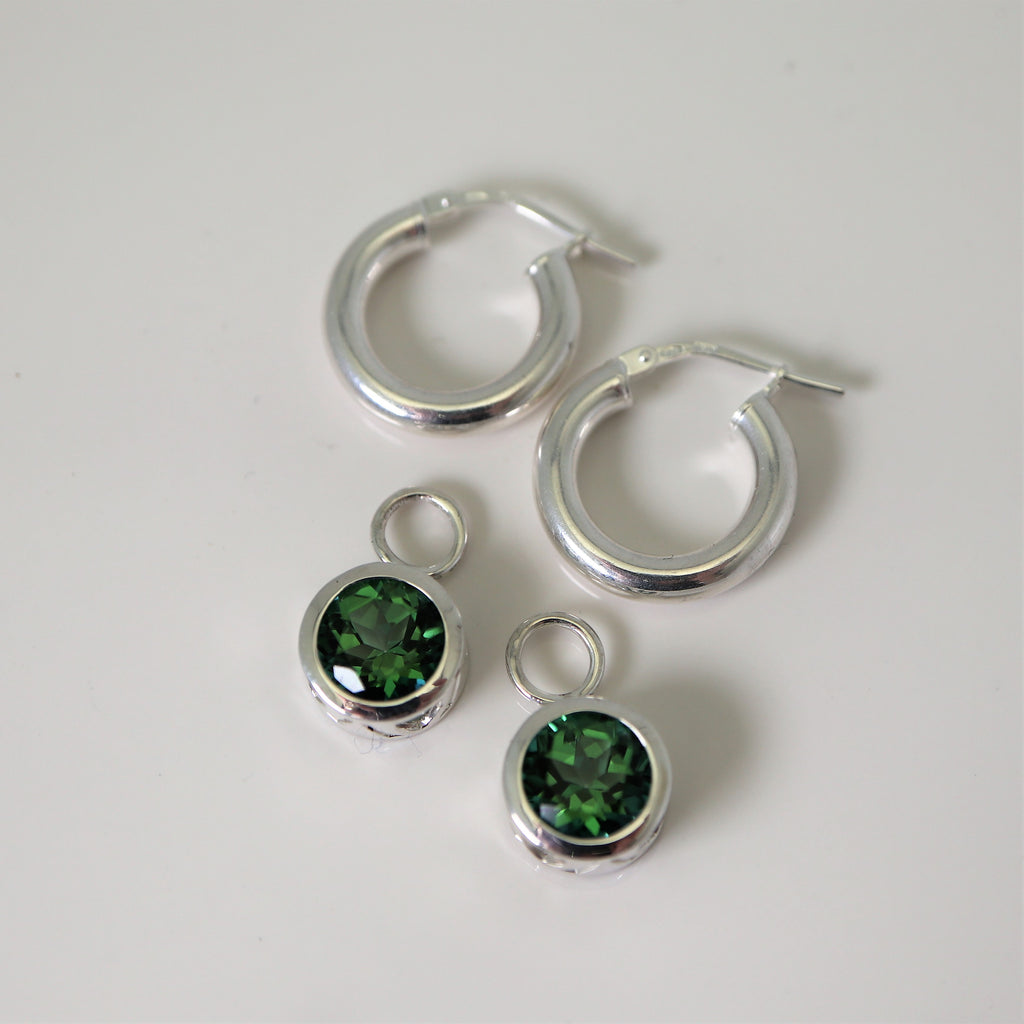 Faith - Green Topaz