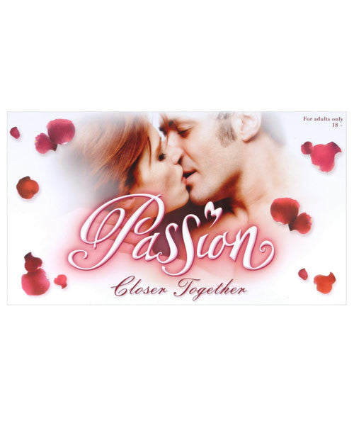 Passion Closer Together Game
