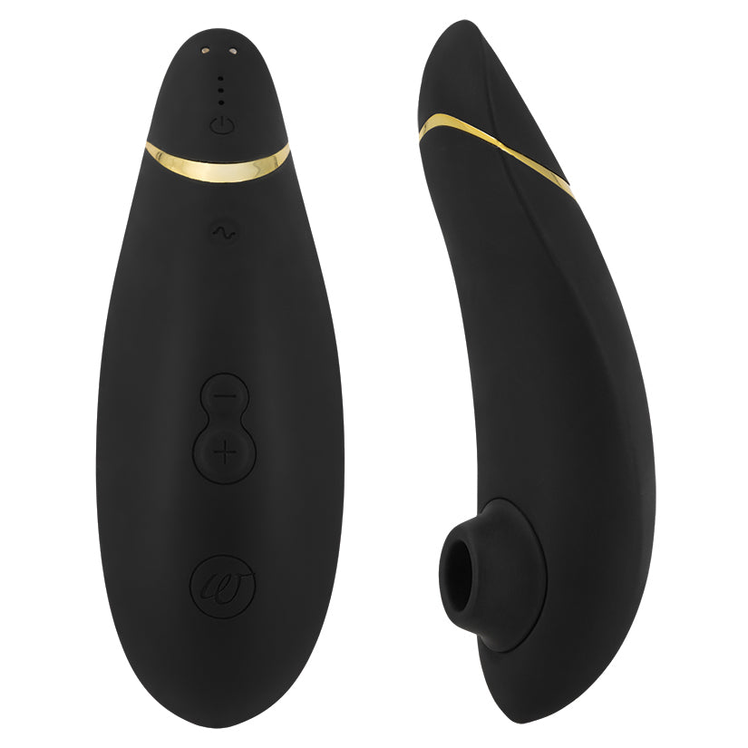Womanizer Premium-Black/Gold
