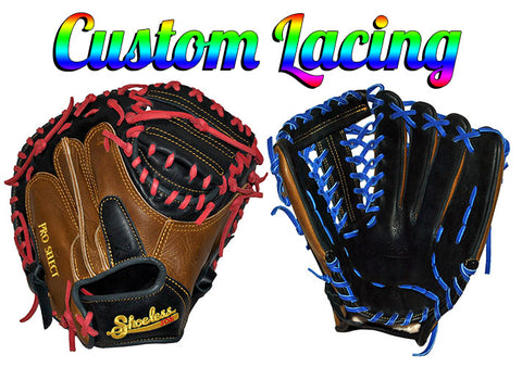 Custom Lacing Colors Available