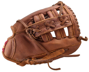I-Web on the Adult 10 Inch Training Baseball Glove