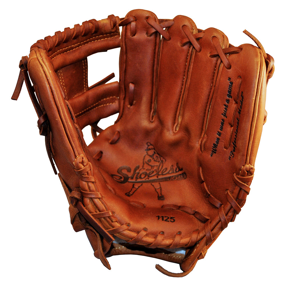 11.25-inch I-Web Shoeless Joe Baseball Glove - palm view