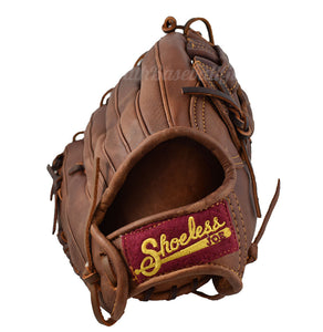 Wrist strap of Shoeless Joe Gloves 11 1/2-Inch H-Web