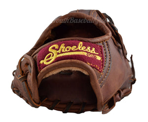 Wrist view 11 1/2-Inch I-Web Shoeless Joe Gloves