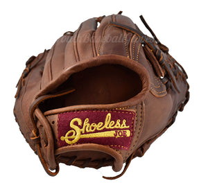 Wrist view 11 1/2-Inch Modified Trap Shoeless Joe Gloves