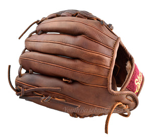 Back view 11 3/4-Inch Basket Web Shoeless Joe Glove