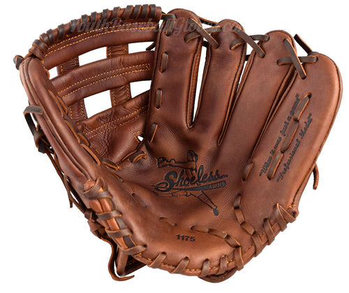 11 3/4-Inch H-Web Shoeless Jane Fastpitch Softball Glove Palm