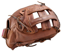 H-Web View of the 11.75-Inch Fastpitch Softball glove