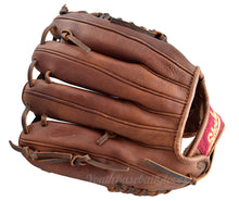 "back view of the 11.75"" Tennessee Trapper Shoeless Joe Glove"