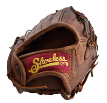 Wrist view 11.75-Inch Tennessee Trapper baseball glove