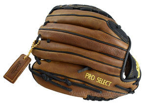 "12"" Pro Select Basket Web Shoeless Joe Baseball Glove"