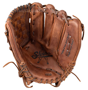 12-Inch Shoeless Joe Basket web baseball glove