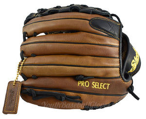 "back view - 12"" V-Lace Pro Select baseball Glove"