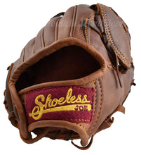 Wrist strap of the 12.5-Inch Basket Web Baseball Glove
