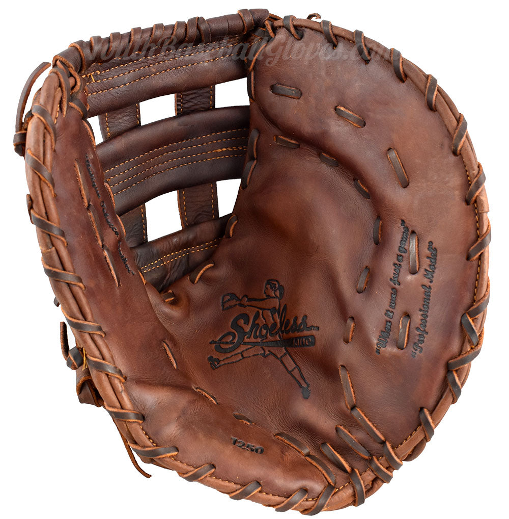 12 1/2-Inch Women's Fastpitch First Base Mitt