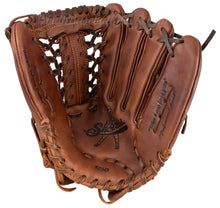 12 1/2-Inch Modified Trap Shoeless Joe Baseball Glove Palm View