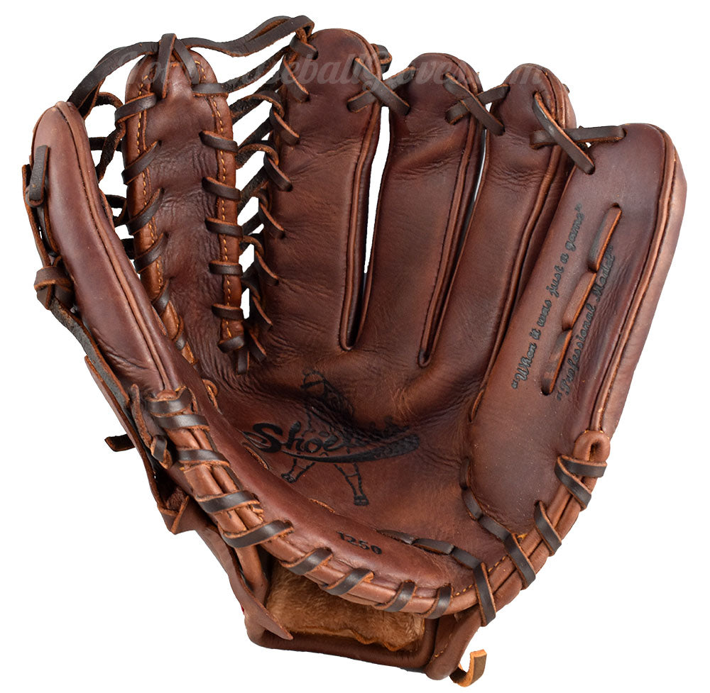 12 1/2-Inch Six Finger Palm View Baseball Glove