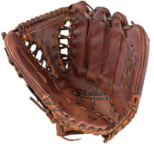 12 1/2-Inch Tennessee Trapper Shoeless Joe Baseball Glove Palm View