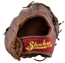 "wrist view - 12 1/2"" Tennessee Trapper Baseball Glove"