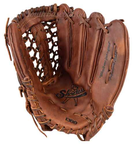 13-Inch Modified Trap Shoeless Joe Baseball Glove