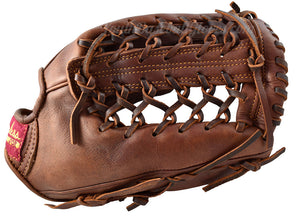 Modified Trap Webbing on the 13 Inch Shoeless Joe Gloves Outfielder's Glove