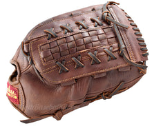 Basket Web on the 14 Inch Men's Slow Pitch Softball glove