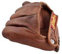 1910 Golden Era Fielder's Glove Vintage Replica Back view