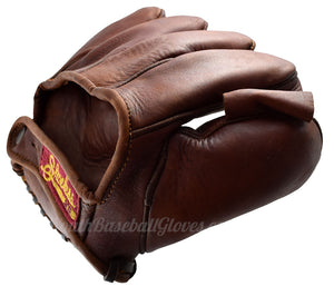 Golden Era Shoeless Joe Gloves 1910 Fielder's Glove Web View